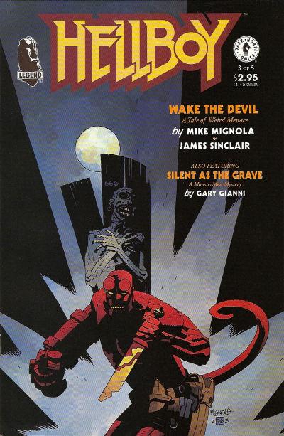 Hellboy: Wake the Devil Vol 1 3