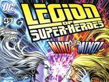 Legion of Super-Heroes Vol 5 49