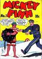 Mickey Finn Vol 1 1