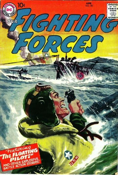 Our Fighting Forces Vol 1 20