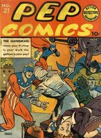 Pep Comics Vol 1 21
