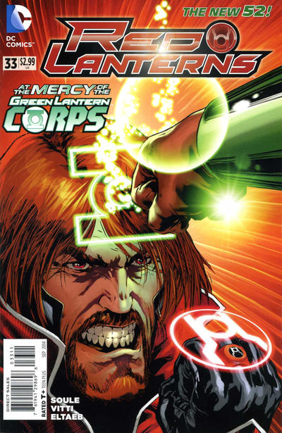 Red Lanterns Vol 1 33