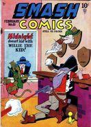 Smash Comics Vol 1 81