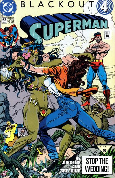 Superman Vol 2 62