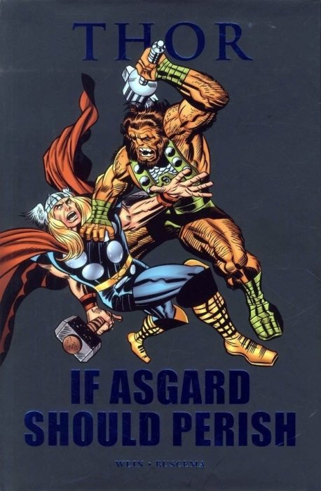 Thor: If Asgard Should Perish Vol 1 1