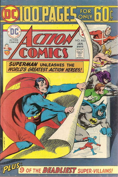 Action Comics Vol 1 443