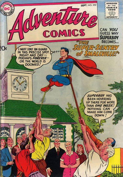 Adventure Comics Vol 1 252