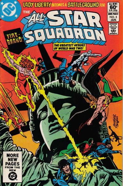 All-Star Squadron Vol 1 5