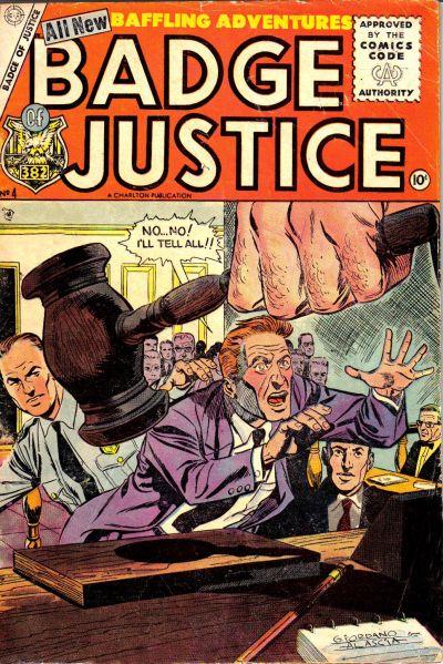 Badge of Justice Vol 1 4
