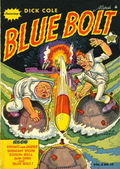 Blue Bolt Vol 1 22