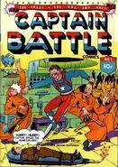 Captain Battle Comics Vol 1 1
