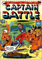 Captain Battle Comics Vol 1 1