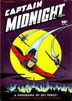 Captain Midnight Vol 1 42