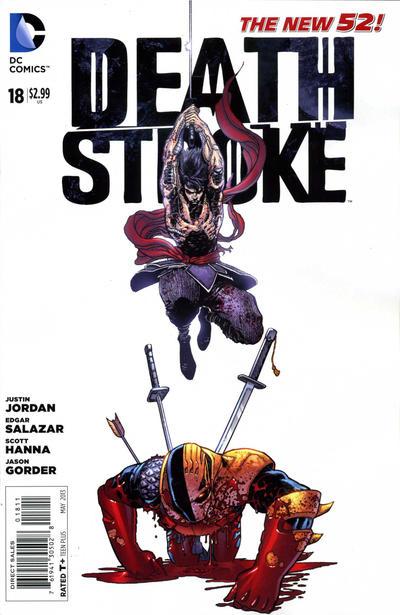 Deathstroke Vol 2 18