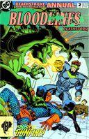 Deathstroke the Terminator Annual Vol 1 2