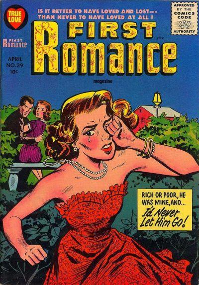 First Romance Magazine Vol 1 39