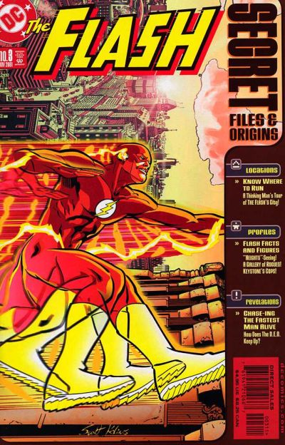Flash Secret Files and Origins Vol 1 3