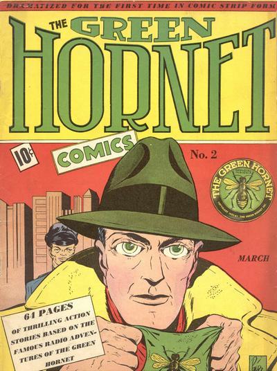 Green Hornet Comics Vol 1 2