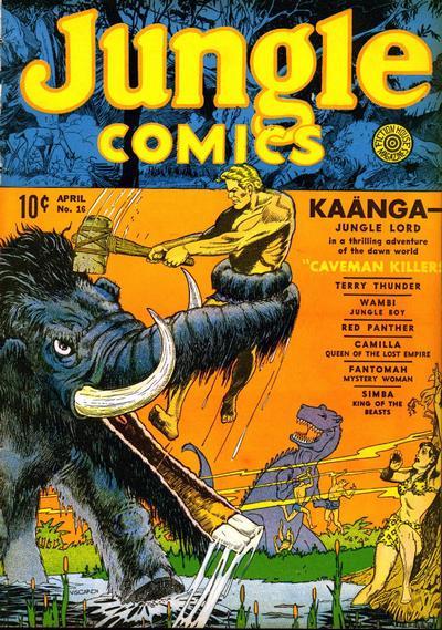 Jungle Comics Vol 1 16