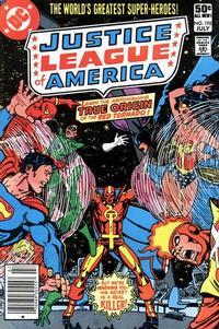 Justice League of America Vol 1 192
