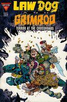 Lawdog Grimrod Terror at the Crossroads Vol 1 1