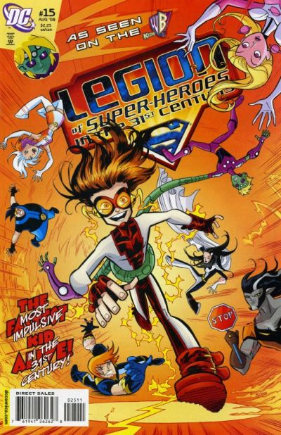 Legion of Super-Heroes in the 31st Century Vol 1 15