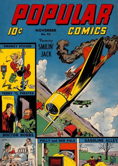 Popular Comics Vol 1 93