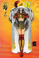 Shi The Way of the Warrior Vol 1 8