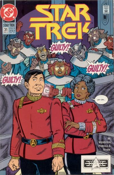Star Trek (DC) Vol 2 31