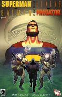 Superman and Batman versus Aliens and Predator Vol 1 1