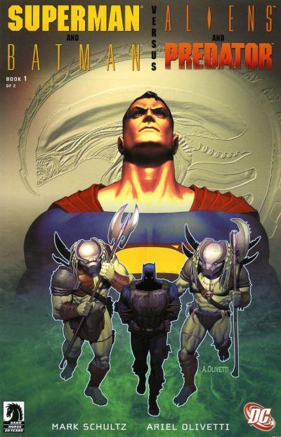 Superman and Batman versus Aliens and Predator Vol 1