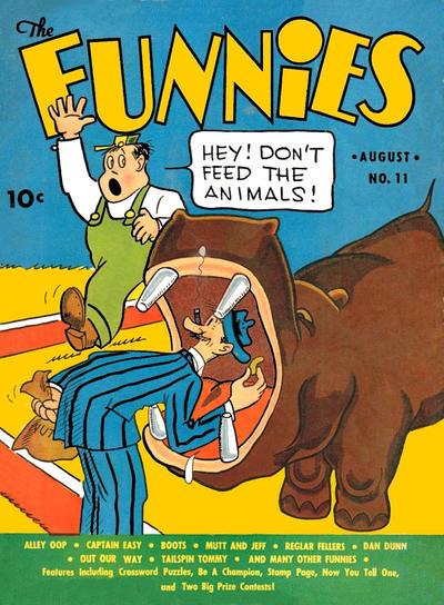 The Funnies Vol 2 11