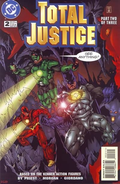 Total Justice Vol 1 2