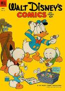 Walt Disney's Comics and Stories Vol 1 152