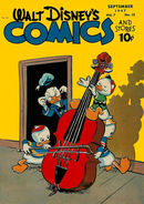 Walt Disney's Comics and Stories Vol 1 84