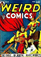 Weird Comics Vol 1 8