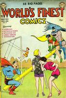 World's Finest Comics Vol 1 61