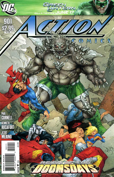 Action Comics Vol 1 901