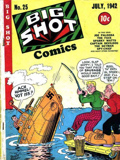 Big Shot Comics Vol 1 25