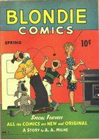 Blondie Comics Vol 1 1