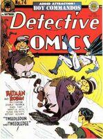 Detective Comics 74