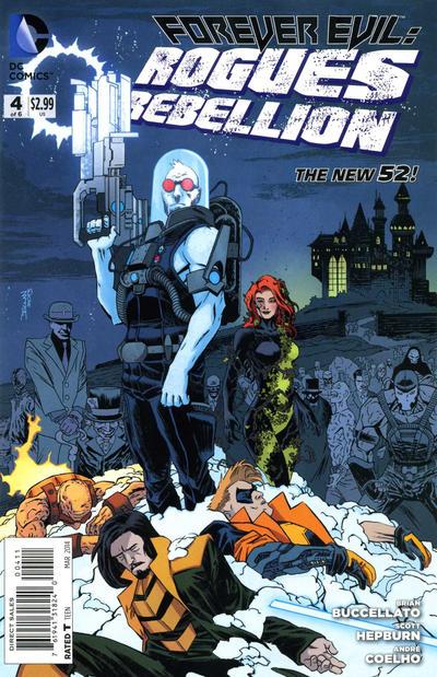 Forever Evil: Rogues Rebellion Vol 1 4