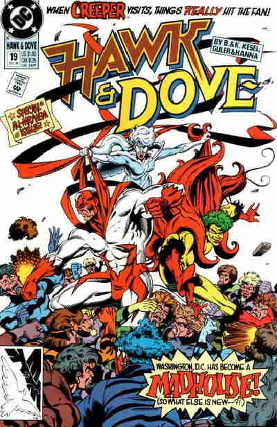 Hawk and Dove Vol 3 19