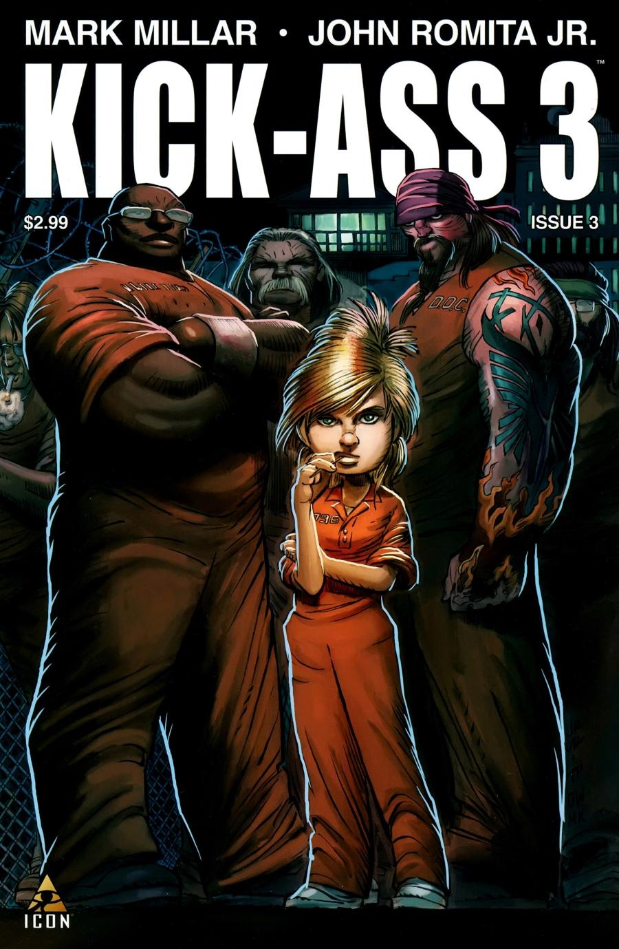 Kick-Ass 3 Vol 1 3
