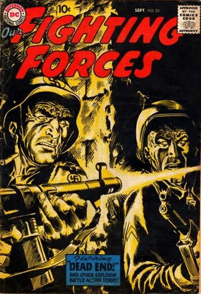 Our Fighting Forces Vol 1 25