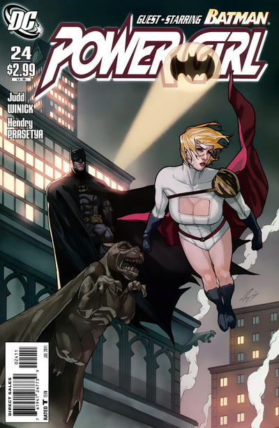 Power Girl Vol 2 24