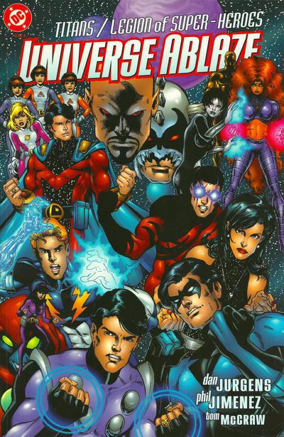 Titans/Legion of Super-Heroes: Universe Ablaze Vol 1 4