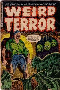 Weird Terror Vol 1 1