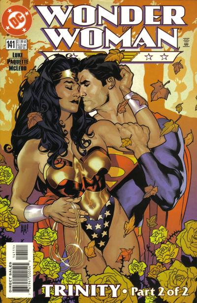 Wonder Woman Vol 2 141