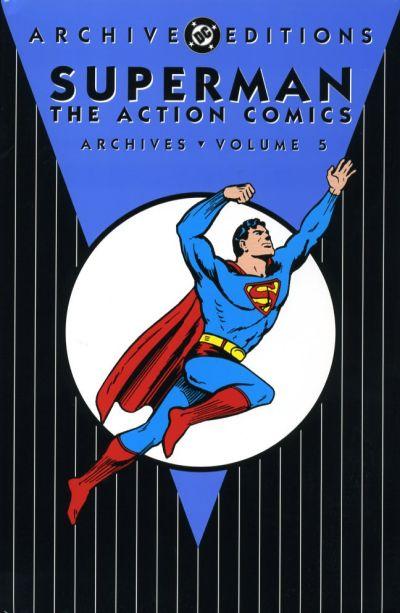 Action Comics Archives Vol 1 5